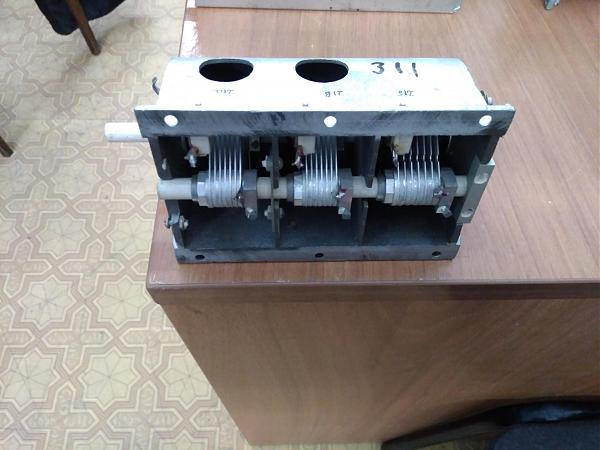 Продам конденсаторы КПЕ