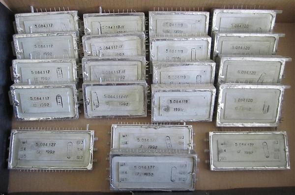 Продам Микросборки генераторов Г5-78/85