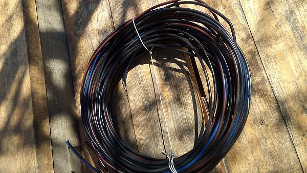 Продам провод СИП 2х16 38 метров. дешево