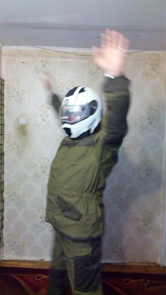 Продам Ямаха новый мото шлем