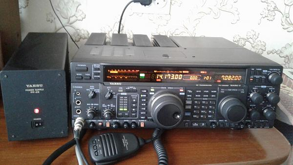 Продам yaesu ft-1000mp mark-v