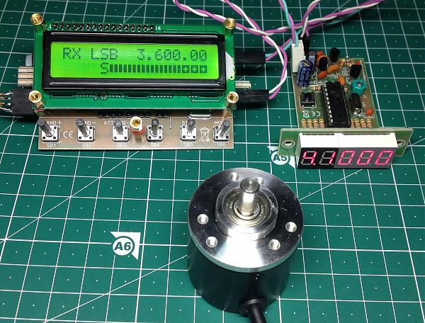 Продам Синтезатор частот современ КВ трансивера на SI5351