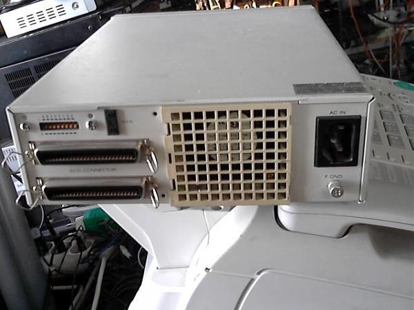 Продам магнито-оптический диск мо-5,25 SONY  9,1GB