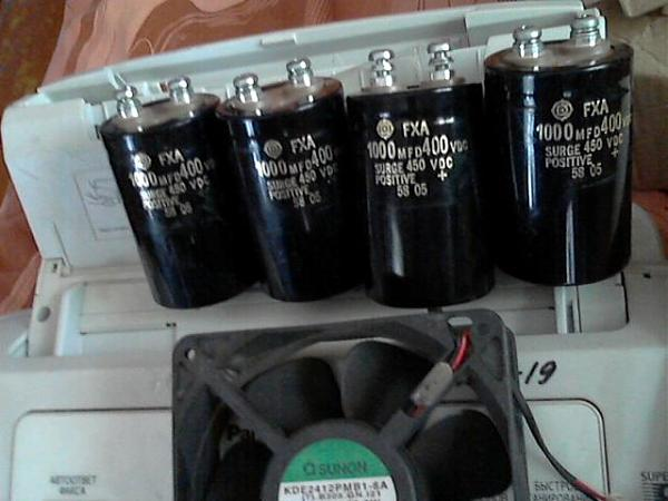 Продам конденсаторы -электролиты