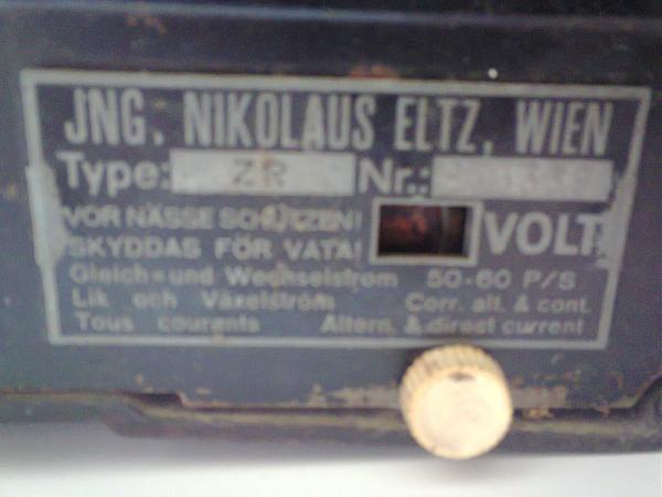 Продам Радиоприёмник Horniphon  Австрия 30е годы рабочий