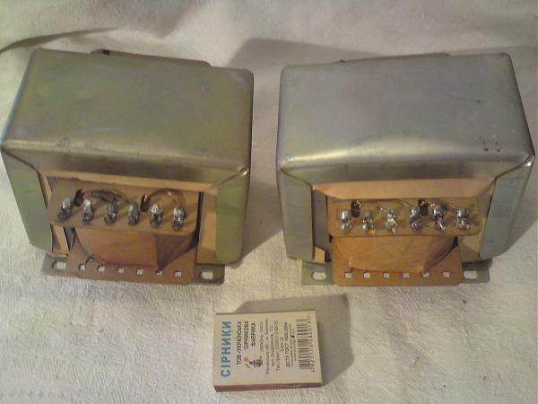 Продам выходные трансформаторы  ТУ-100