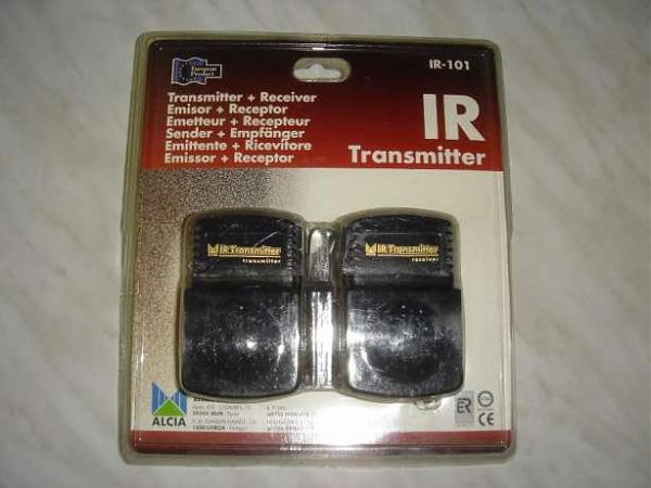 Продам Transmitter (передатчик ) IR -101 ALCAD - Испания