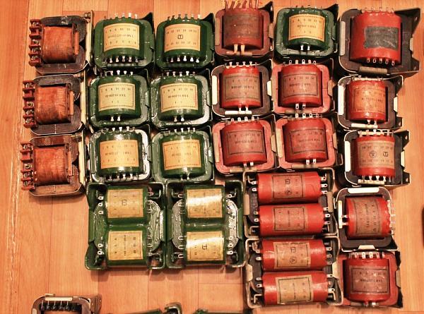 Продам Трансформатор трансформаторы радиодетали