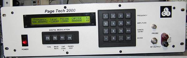 Продам Page Tech 2000 генератор-сервисмонитор