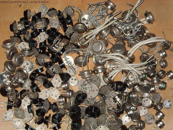 Продам Транзисторы