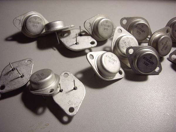 Продам Характеристики транзистора КТ808АМ