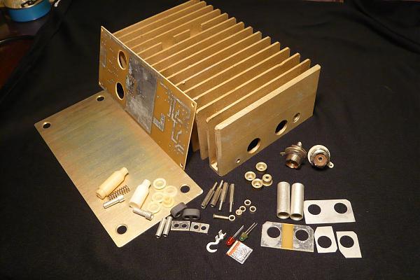 Продам Комплект мех. деталей для транзисторного УМ