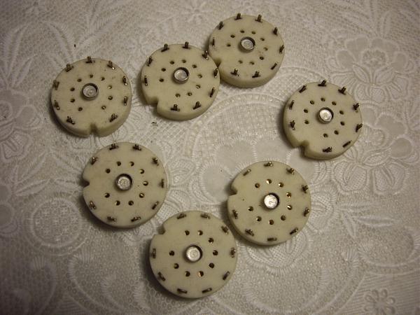 Продам Ламповые  9-PIN керамическая панель для печатного