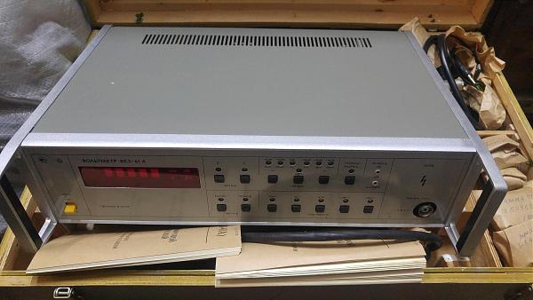 Продам ВК3-61 редкий прибор