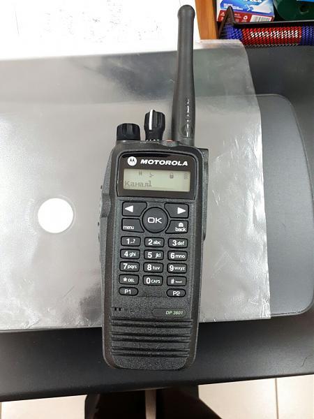 Продам Motorola DP3601