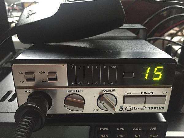 Продам Cobra 19 Plus Антена