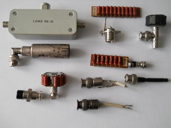 Продам Разъёмы и переходники для радиостанций, 80 штук