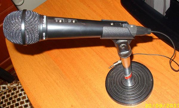 Продам Микрофон динамический