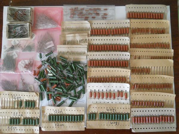 Продам Резисторы СССР новые, много, разные
