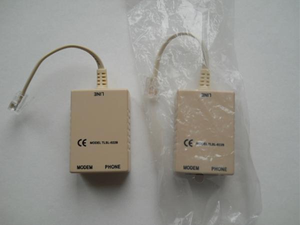 Продам Adsl сплиттеры новые разных моделей, 12 штук