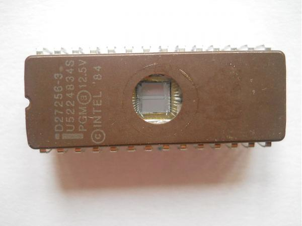 Продам Микросхемы интегральные intel D27256