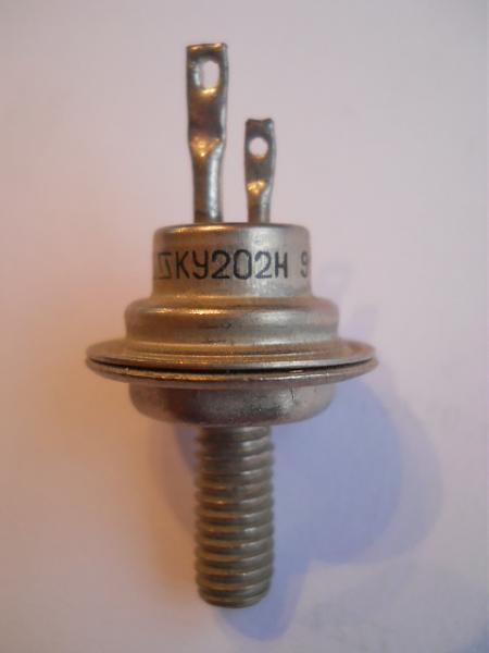 Продам Тиристоры КУ202Н новые, в упаковке, 30 штук, СССР