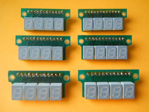 Продам Блоки индикаторов импортные HD10770 новые, 6 штук