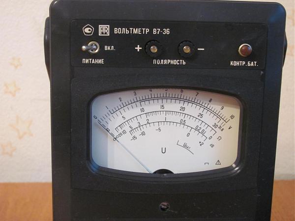 Продам Вольтметр В7-36