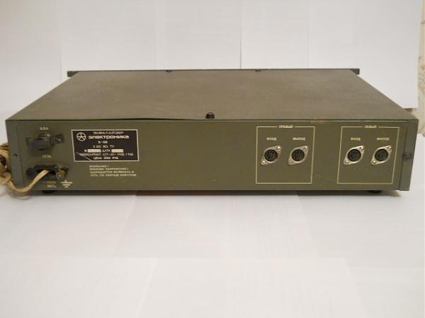 Продам Эквалайзер Электроника Э-06, СССР, 1988 год