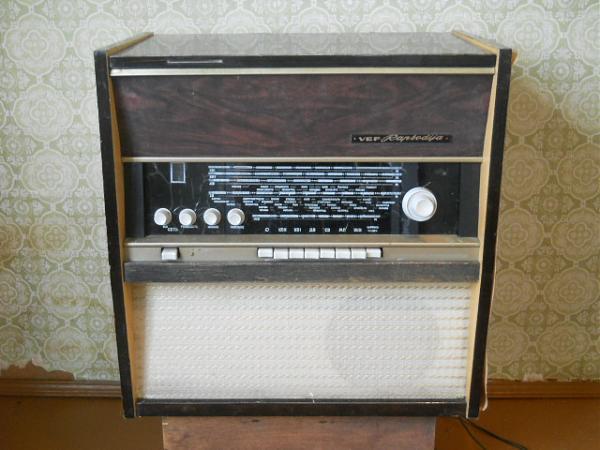Продам Радиола ВЭФ Рапсодия, СССР, 1960-е годы