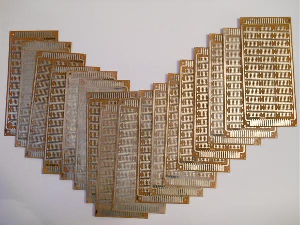 Продам Текстолит фольгированный, платы печатные новые