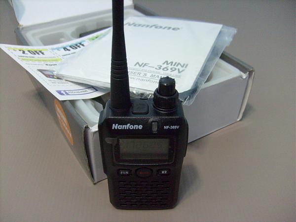 """Продам """"Nanfone NF-369V"""" VHF"""