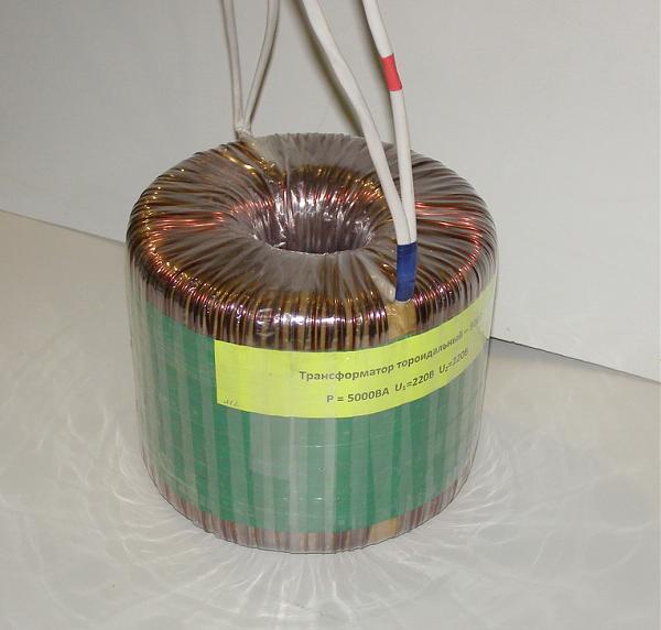 Продам Трансформаторы тороидальные-изготовление