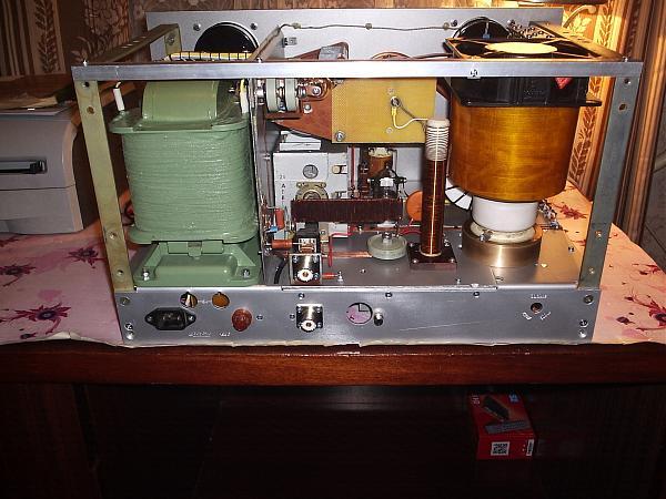 Продам усилитель мощности на ГС35б