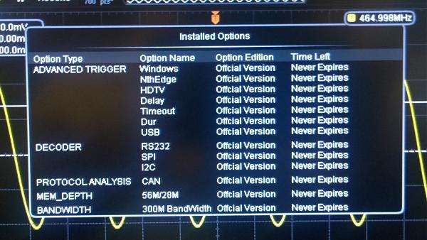 Продам Rigol 2072A  450 MHz