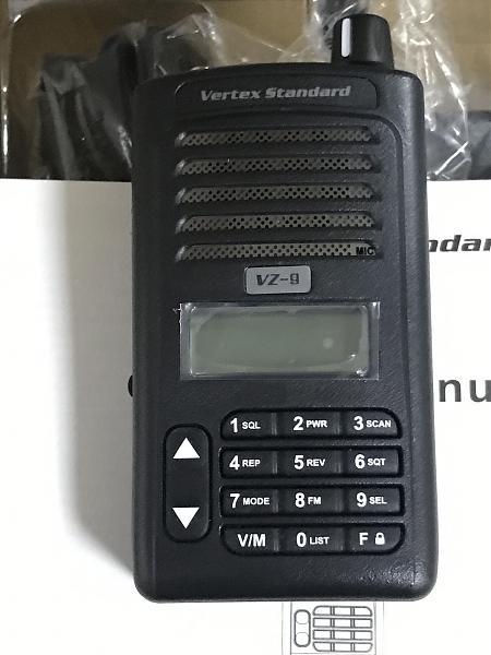 Продам Портативная радиостанция Vertex VZ-9