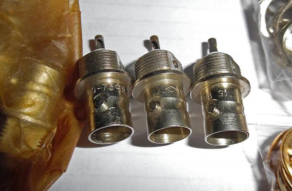 Продам Разъемы СР-50-73ФВ ВП 1991 гв