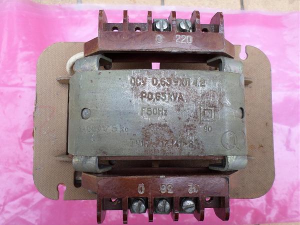 Продам трансформатор 630 ватт