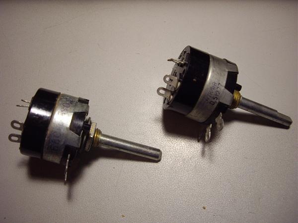 Продам Резисторы новые от советской радиоаппаратуры
