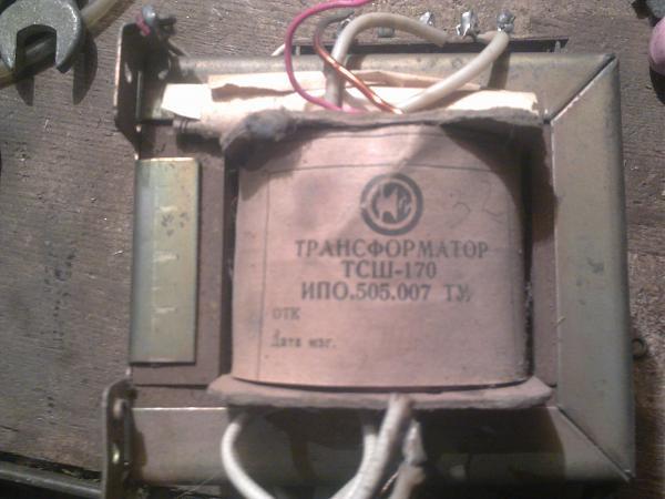 Продам Трансформатор ТСШ-170