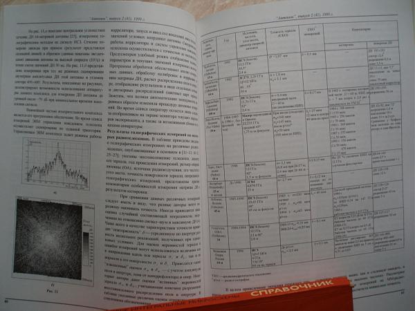 Продам СПРАВОЧНИК. АНТЕННЫ. Выпуск 2 (41) 1998г.