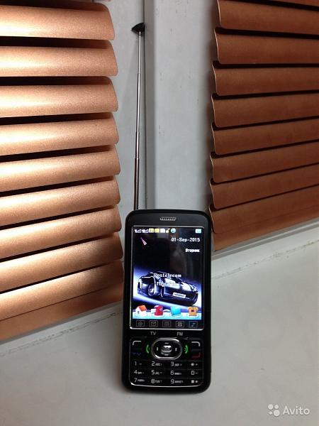 Продам Двух симочный смартфон с встроенным телевизором