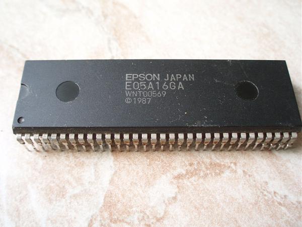 Продам CPU Intel, EPSON, TOSHIBA