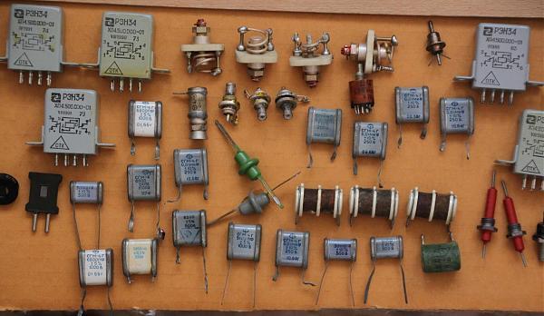 Продам разные радиодетали