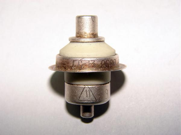 Продам Генераторные лампы ГС13