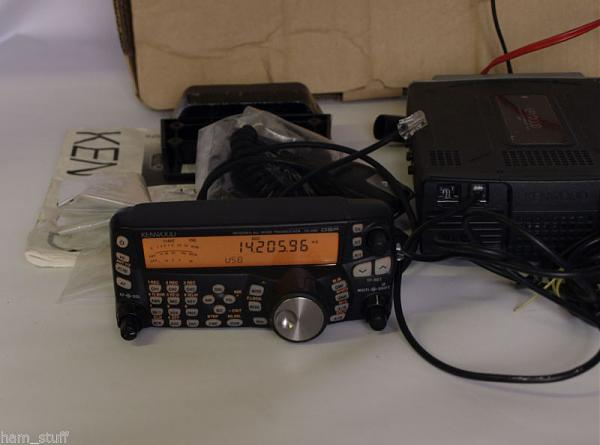 Продам Kenwood TS-480