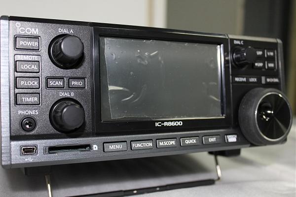 Продам Icom IC-R8600