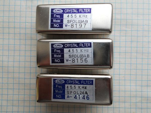 Продам Кварц.фильтры:455кгц;10,7/делитель мощн.0,1-450МГц