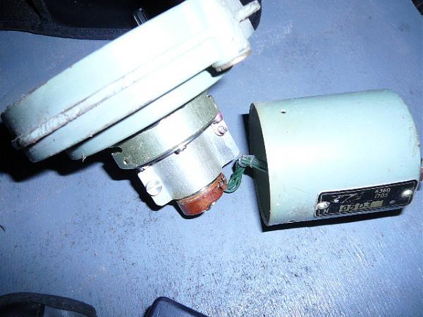 Продам задатчик угла поворота укв антены на сельсинах