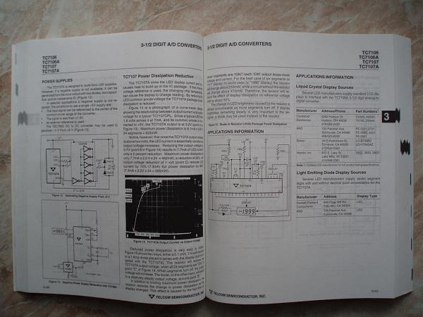 Продам TelCom Semiconductor, inc. DATA BOOK